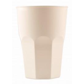 Bicchiere Plastica Cocktail Bianco PP Ø84mm 350ml (420 Pezzi)