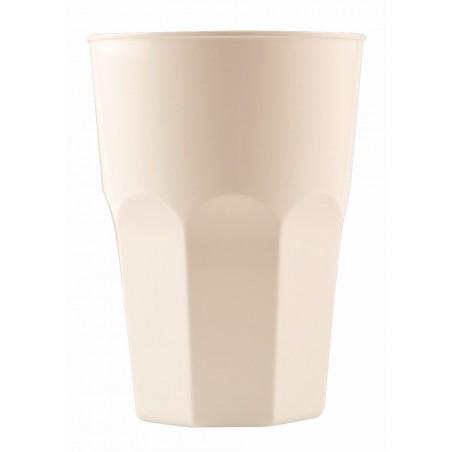 Bicchiere Plastica Cocktail Bianco PP Ø84mm 350ml (200 Pezzi)