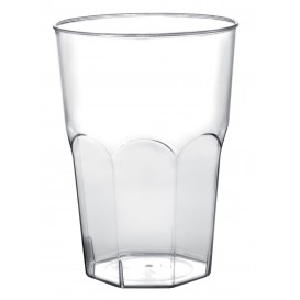 Bicchiere Plastica Cocktail Trasp. PP Ø84mm 350ml (20 Pezzi)