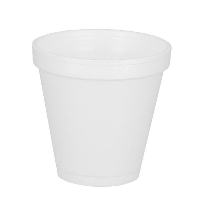 Bicchiere Termico EPS 4Oz/120ml Ø6,9cm (50 Pezzi)
