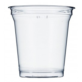 Bicchiere di Plastica Rigida in PET 364ml Ø9,5cm (1.200 Pezzi)