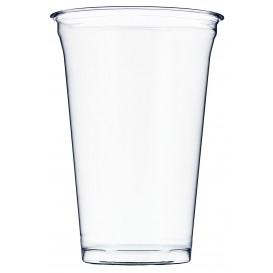 Bicchiere di Plastica Rigida in PET 545 ml Ø9,8cm (50 Pezzi)