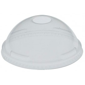 Coperchio Cupola con Foro PET Glas Ø7,4cm (125 Pezzi)
