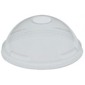 Coperchio Cupola con Foro PET Glas Ø7,4cm (2500 Pezzi)