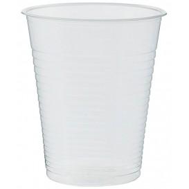 Bicchiere di Plastica PS Transparente 200ml Ø7,0cm (50 Pezzi)