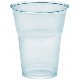 """Bicchiere Plastica """"Diamant""""  PS cristal 300ml Ø8cm (50 Uds)"""