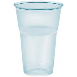 """Bicchiere Plastica """"Diamant"""" PS cristal 390ml Ø8,0cm (50 Uds)"""