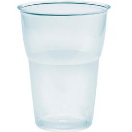 """Bicchiere Plastica """"Diamant"""" PS cristal 575ml Ø9,4cm (25 Uds)"""