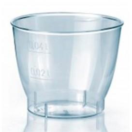Bicchiere di Plastica Cool Cup PS 40 ml (50 Pezzi)