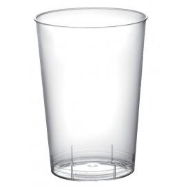 Bicchiere Plastica Moon Rigida Trasparente PS 100 ml (50 Pezzi)
