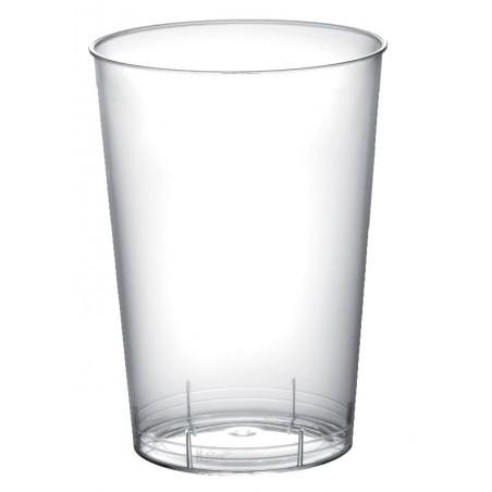 Bicchiere Plastica Moon Rigida Trasparente PS 100 ml (500 Pezzi)