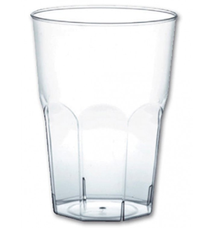 Bicchiere Plastica Degustazione Trasp. PS Ø60mm 120ml (50 Pezzi)