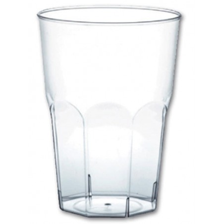 Bicchiere Plastica Cicchetto Transp. PS Ø60mm 120ml (50 Pezzi)