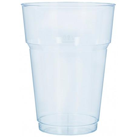 Bicchiere Plastica PS Trasparente 200 ml (1.000 Pezzi)