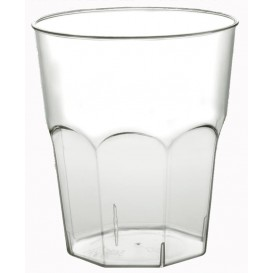 Bicchiere di Plastica Cocktail Trasp. PS Ø73mm 220ml (1000 Pezzi)