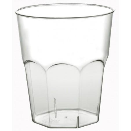 Bicchiere di Plastica Cocktail Trasp. PS Ø73mm 220ml (500 Pezzi)