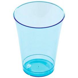 Bicchiere Plastica Rigida Turchese 230 ml (150 Pezzi)
