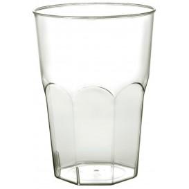 Bicchiere di Plastica Cocktail Trasp. PS Ø84mm 350ml (420 Pezzi)