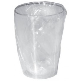 Bicchiere Plastica Moon Imbustate Trasp. PS 230ml (500 Pezzi)