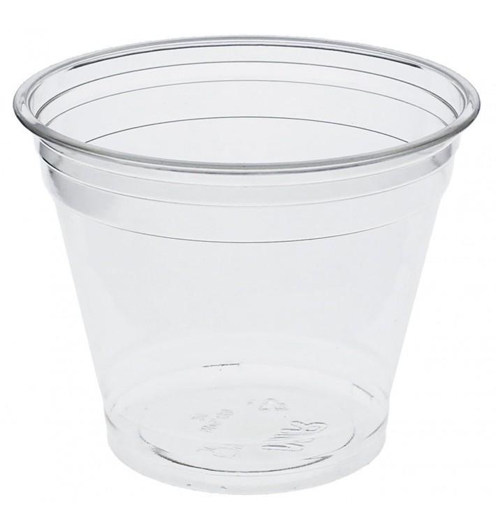 Bicchiere di Plastica in PET 265ml Ø9,5cm (1000 Pezzi)