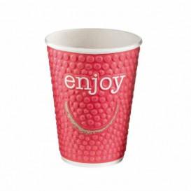 "Bicchiere Carta 16 Oz/495ml ""Enjoy"" Ø9,0cm (560 Pezzi)"