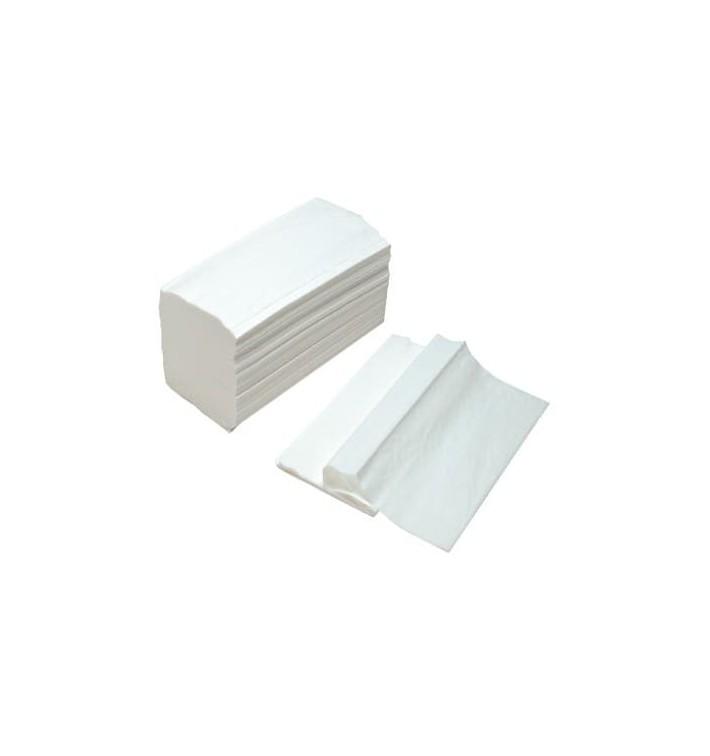 Carta Asciugamani Tissue Bianco 2 Velis Z (3.000 Pezzi)