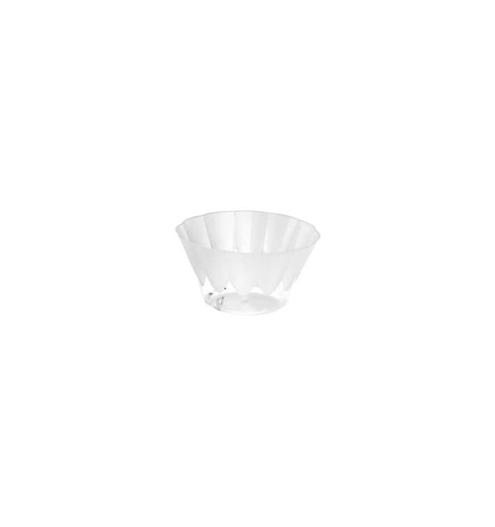 Coppa di Plastica Royal per Gelato e Dessert Trasparente 500ml (550 Pezzi)