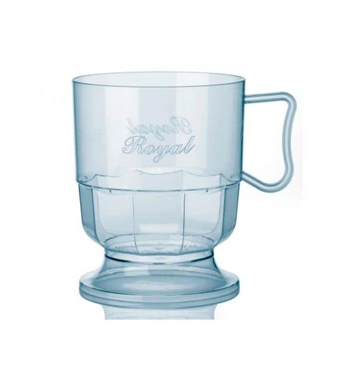 Tazze di Plastica Rigido Trasparente 200 ml (300 Pezzi)