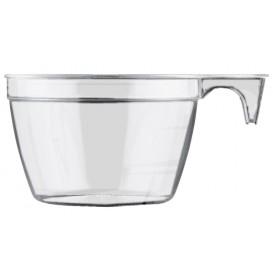 Tazze di Plastica Cup Trasparente 90ml (50 Pezzi)