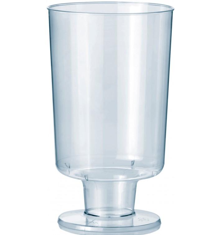 Calice con Gambo di Plastica 150 ml 1P (264 Pezzi)