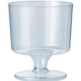 Calice con Gambo di Plastica 170 ml 1P (540 Pezzi)