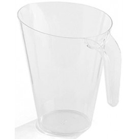 Brocca Plastica Trasp. Riutilizzabile 1.500 ml (1 Unità)