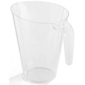 Brocca Plastica Trasp. Riutilizzabile 1.500 ml (20 Pezzi)