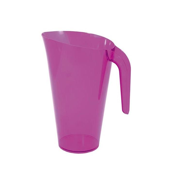 Brocca Plastica Melanzana Riutilizzabile 1.500 ml (1 Unità)