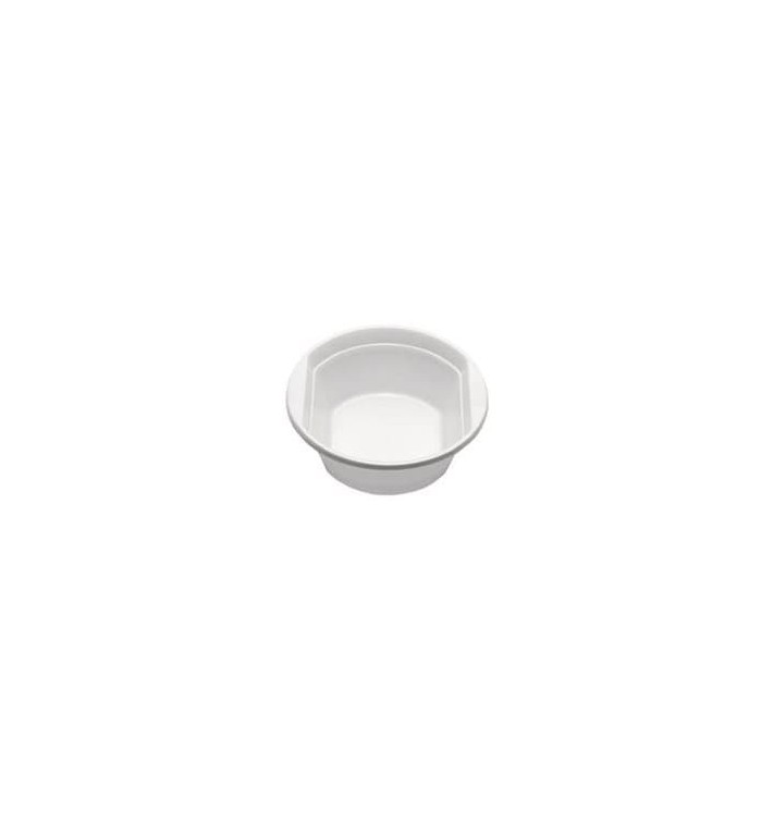 Ciotola di Plastica PS Bianca 300ml Ø11,9cm (100 Pezzi)