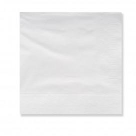 Tovagliolo di Carta 20x20 3 Velis Bianco (6000 Pezzi)