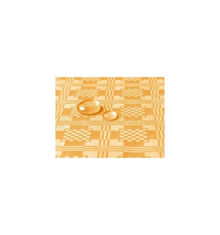 Tovaglia Impermeabile Rotolo Oro 1,2x5 metri (1 Unità)