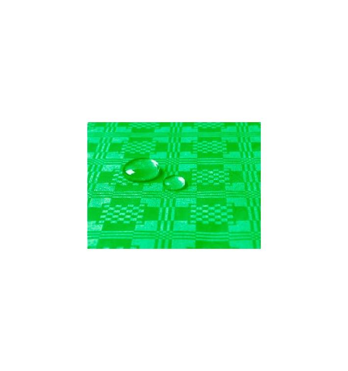 Tovaglia Impermeabile Rotolo Verde Kiwi 1,2x5 metri (10 Pezzi)