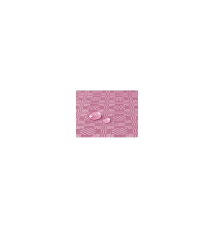 Tovaglia Impermeabile Rotolo Rosa 1,2x5 metri (1 Unità)