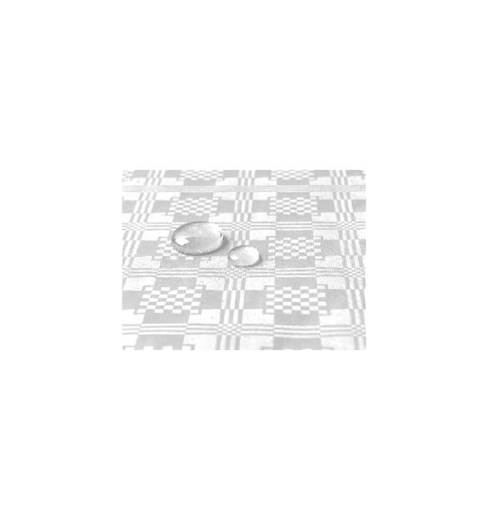 Tovaglia Impermeabile Rotolo Bianco 1,2x5 metri (10 Pezzi)