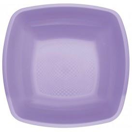 Piatto Plastica Fondo Lille PP 180mm (25 Pezzi)