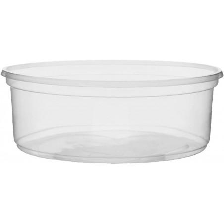 Coppette Plastico Trasparente 150ml Ø10,5cm (50 Pezzi)
