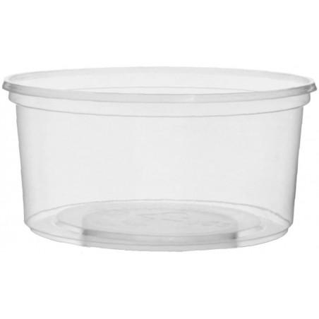 Coppette Plastico Trasparente 250ml Ø10,5cm (50 Pezzi)