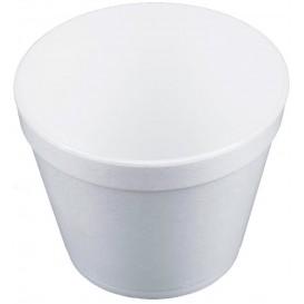 Coppette Termici EPS Bianco 24OZ/710ml Ø12,7cm (25 Pezzi)