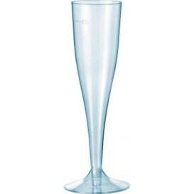 Calice Premium Plastica a Champagne o Vino 115ml 1P (10 Pezzi)