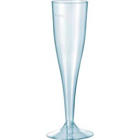 Calice Premium Plastica a Champagne o Vino 115ml 1P (160 Pezzi)