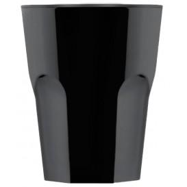 Bicchiere Riutilizzabile SAN Shot Nero 40ml (6 Pezzi)
