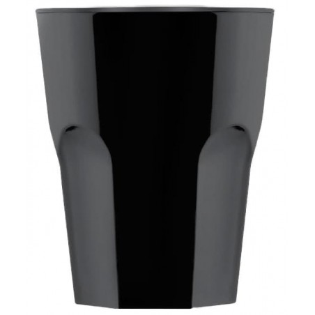 Bicchiere Plastica Cicchetto Trasp. SAN Ø45mm 40ml (6 Pezzi)