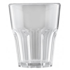 Bicchiere Riutilizzabile SAN Frost Trasparente 40ml (6 Pezzi)
