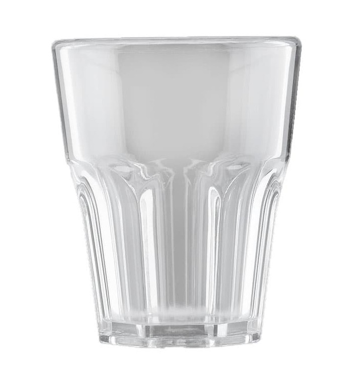 Bicchiere Riutilizzabile SAN Rox Trasparente 300ml (8 Pezzi)
